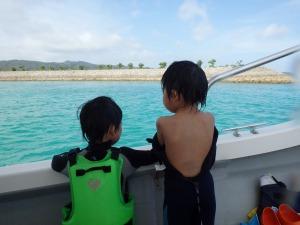 沖縄青の洞窟ボートシュノーケルとは?ボートツアーとは?