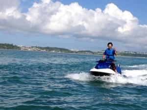 沖縄 マリンスポーツです!