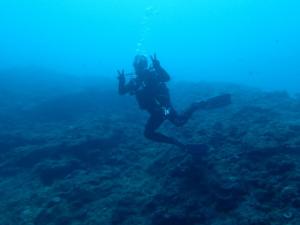 口コミで大人気体験ダイビングです