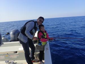 沖縄釣り!!