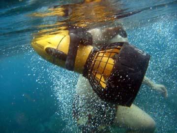 水中スクーター | 沖縄ブルーリ...
