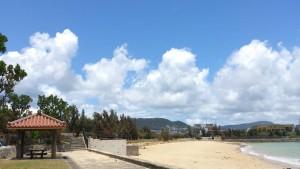 まだまだ暑い沖縄