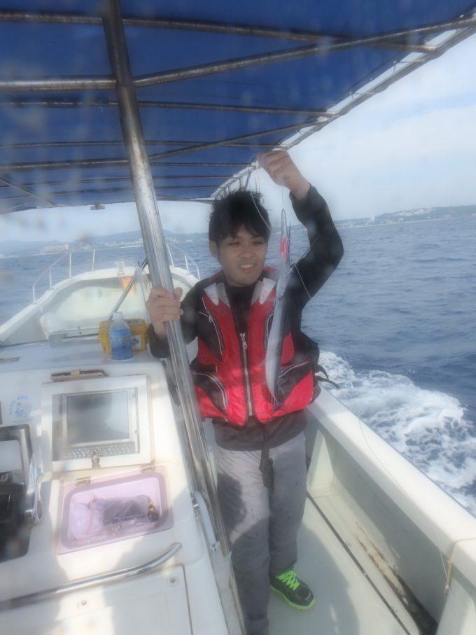 釣り(/・ω・)/
