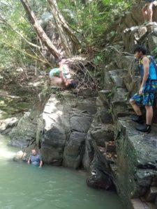 ター滝は大人気