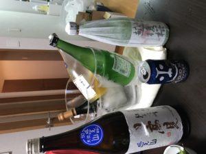 日本酒会♪